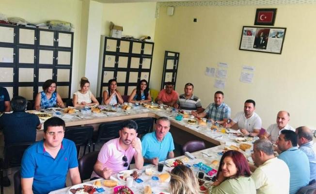 Geleneksel eğitim toplantısı Mahmutlar'da yapıldı