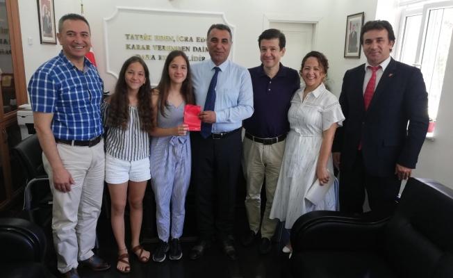 LGS'de Türkiye birincileri Alanya'dan