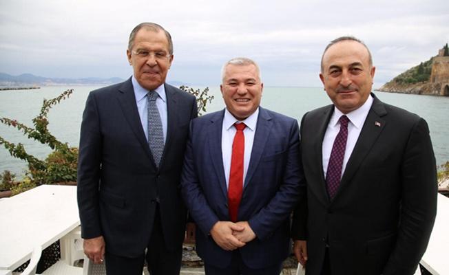 Şahin'den Rusya vize açıklaması