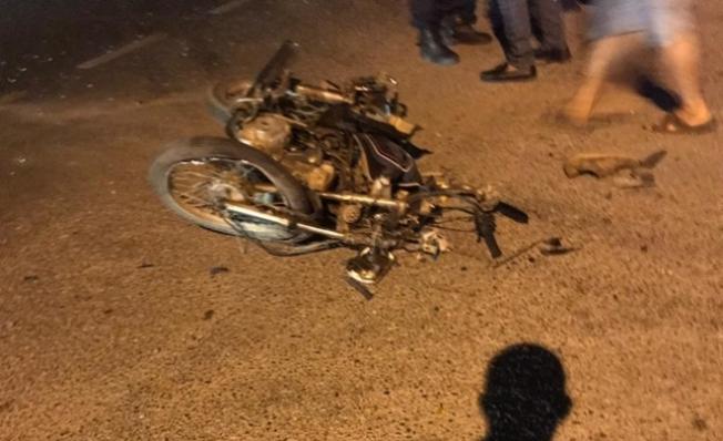Alanya'da motosiklet kazası! Suriyeli 2 kişi yaralandı