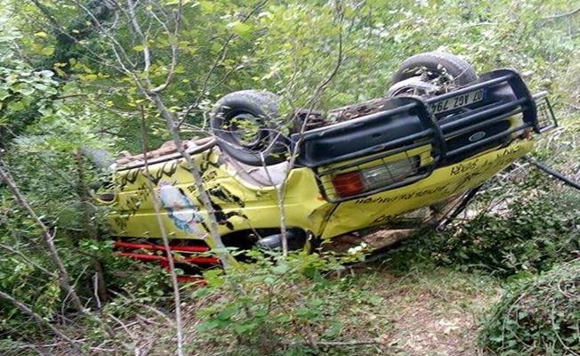 Alanya'daki minibüs kazasında yaralanan turistler hakkında yeni gelişme!