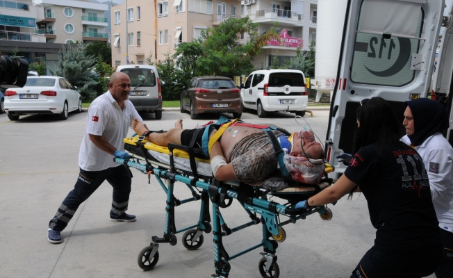 Alanya'da turist taşıyan minibüs şarampole yuvarlandı: 1 ölü, 11 yaralı