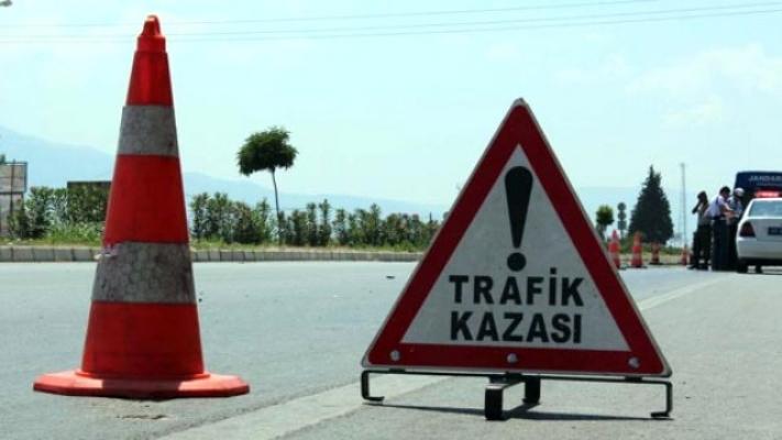 Alanya'da yolcu otobüsü kaza yaptı: 2'si ağır 11 yaralı!