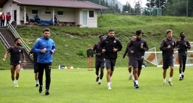 Alanyaspor'un 3 haftalık maç programı belli oldu