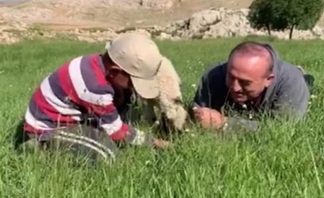 Bakan Çavuşoğlu'nun Alanya videosunu 1 milyon kişi izledi