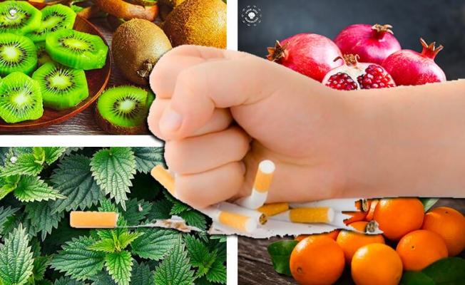 Bu besinler sayesinde vücudunuzdaki illetten kurtulun!