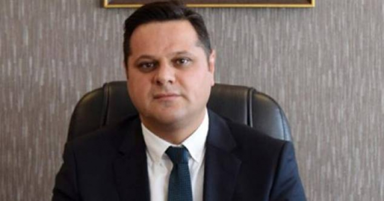 Gazipaşa'da yeni Kaymakam Öztürk göreve başladı
