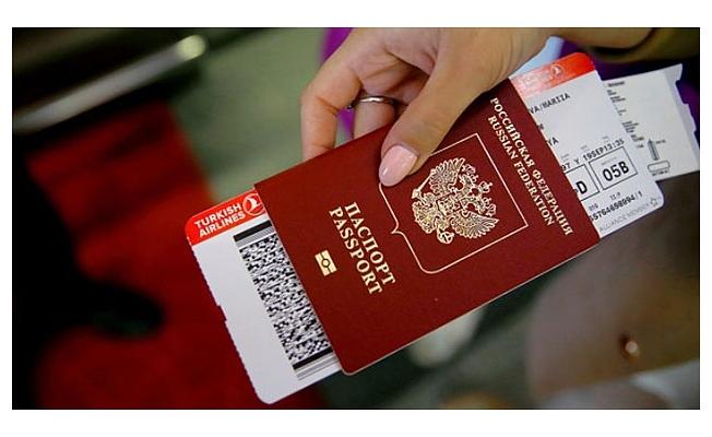 Rusya'ya vizesiz seyahat bugün başlıyor
