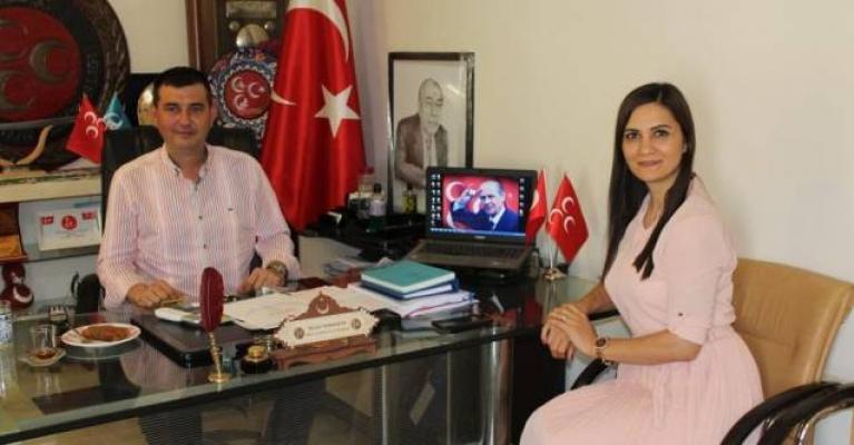 Türkdoğan'dan meclis üyelerine teşekkür