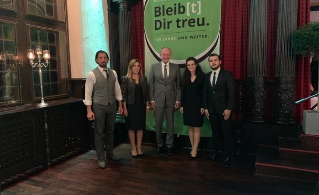 Alanya Belediyesi Kardeş şehir Gladbeck Elma Festivali'nde