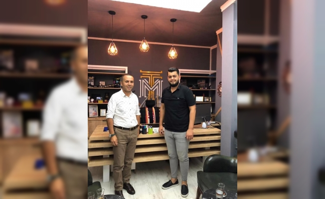 Başkan Yardımcısı Yüksel'den Tok'a ziyaret