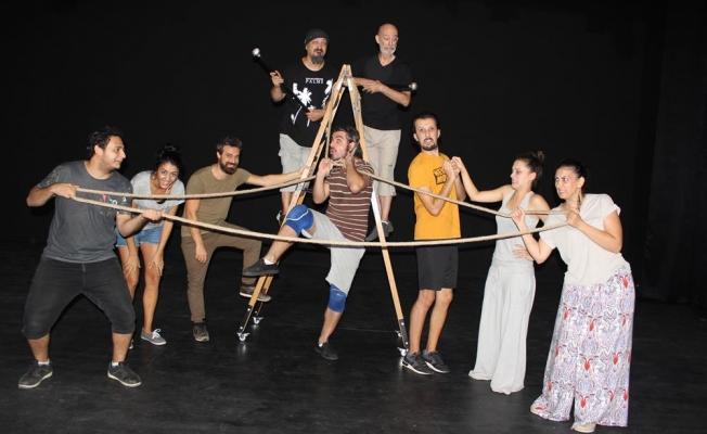 Belediye tiyatrosu yeni sezona hazırlanıyor