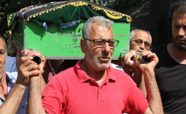 Alanya'da eş kurbanı Gülseren son yolculuğuna uğurlandı
