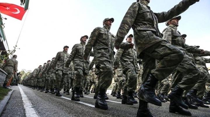 2 bin 330 kişi gönüllü askerlik için başvurdu!