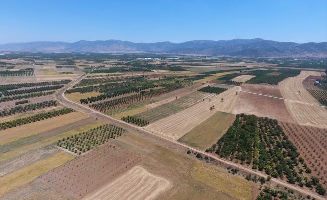 464 bin 739 dekar tarım arazisi sulandı