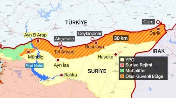 Barış Pınarı Harekatı'nda beklenen haber geldi!