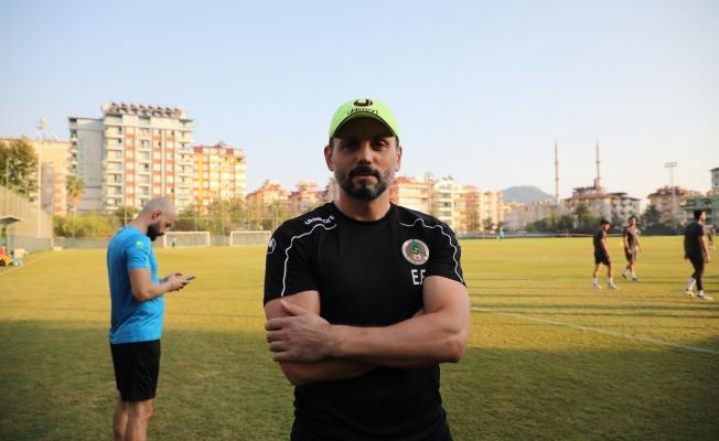 Erol Bulut Beşiktaş maçını değerlendirdi