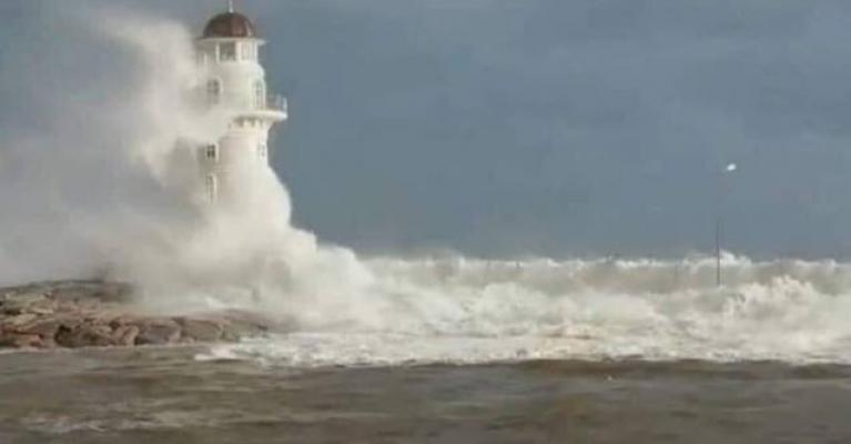 Meteoroloji'den Alanya'ya fırtına uyarısı!