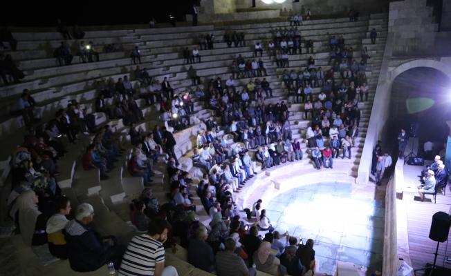 Patara Antik Kenti, Kur'an-ı Kerim tilavetine ev sahipliği yaptı