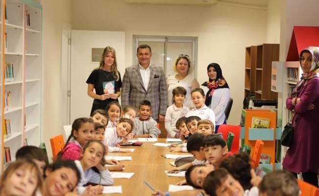 Alanya Belediyesi'nden eğitime destek projesi