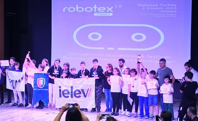Alanya BİLSEM 4 ödülle Estonya'ya gidiyor