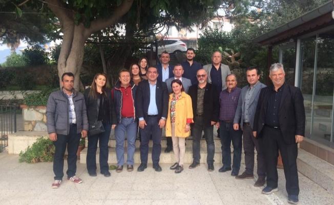 Alanya CHP'de delege seçimleri bugün bitiyor
