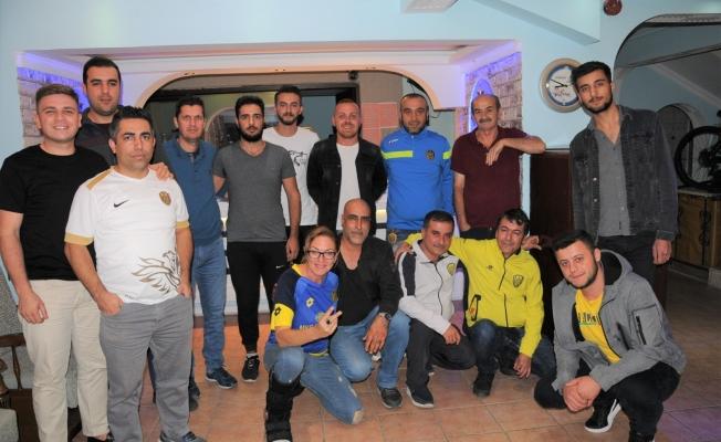 Alanya'dan Ankaragücü'ne destek