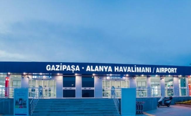 Alanya-Gazipaşa Havalimanı'nda kış uçuşları