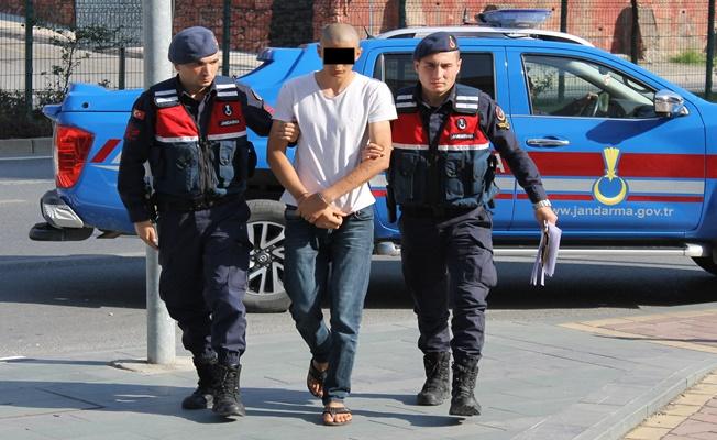 Alanya' işyerinden 40 bin TL çalan şüpheli tutuklandı