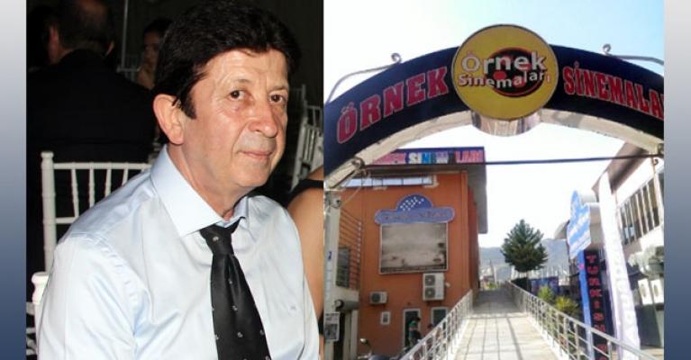 Alanya'nın tek sinemacısı Turgay Emiroğlu'ndan acı haber!