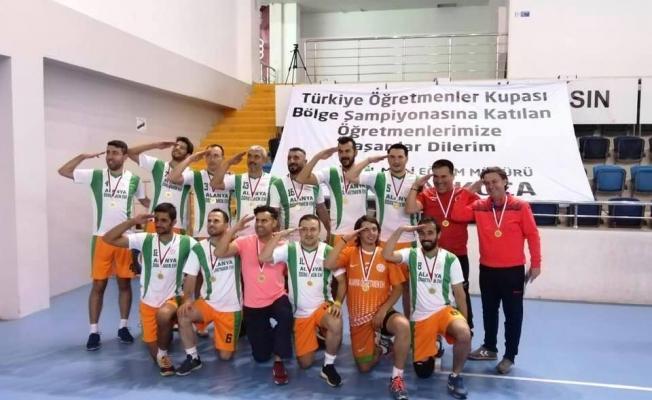 Alanyalı öğretmenler Türkiye Finali'nde
