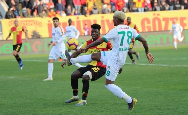 Alanyaspor- Göztepe maçının hakemi belli oldu