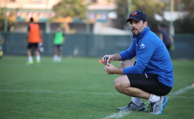 Alanyaspor'da Trabzonspor maçı hazırlıkları sürüyor