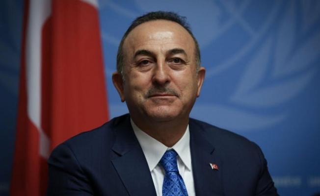 Bakan Çavuşoğlu yalan ve çirkin iftiralara son noktayı koydu!
