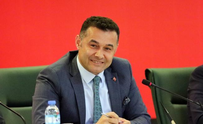 Başkan Yücel'e 25 milyon TL'lik yetki