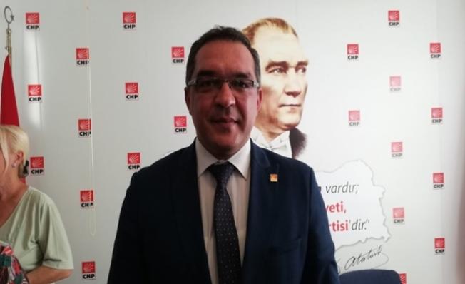 CHP'de Sefa Çorbacı adaylığını açıkladı