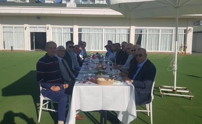 CHP'den birliktelik kahvaltısı