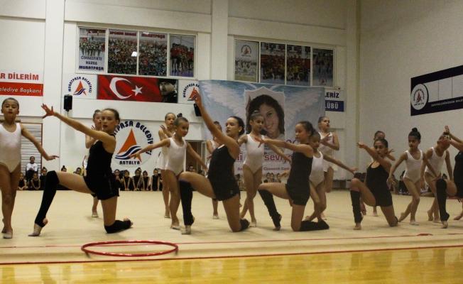 Cimnastikci Gülşah Doğan unutulmadı