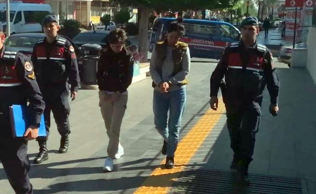 Kendi vatandaşını darp edip cep telefonunu alan 2 Kırgız gözaltında