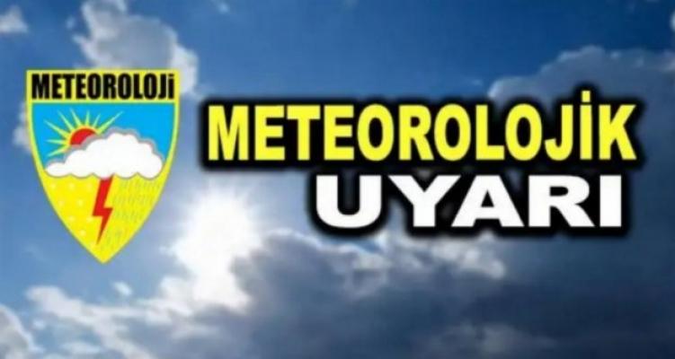 Meteoroloji'den Alanya ve çevresi için uyarı
