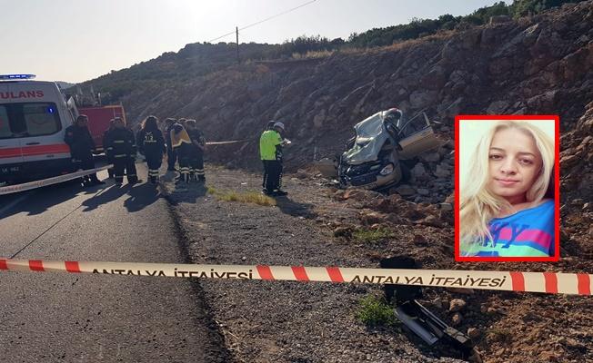 Özlem hemşire trafik kazasında hayatını kaybetti
