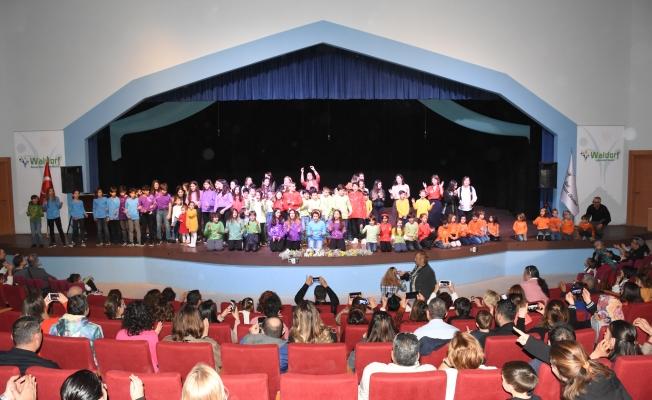 Alanya Özel Yaşam Okulu Waldorf 100. yılını kutluyor