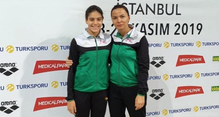 Nil Spor Kulübü sporcusu Erdem Alanya'yı temsil edecek