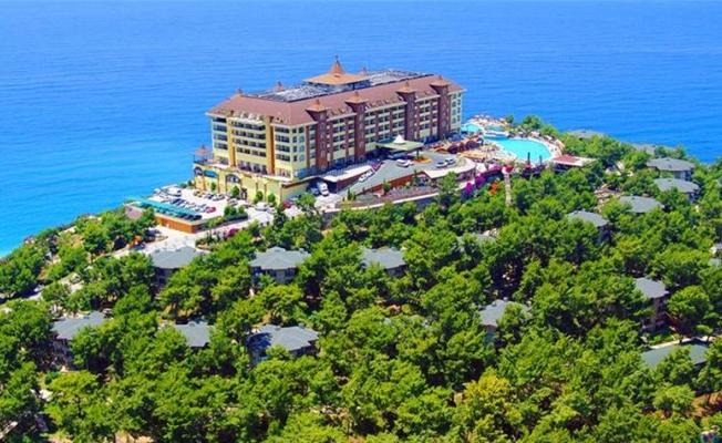 Alanya'da 5 yıldızlı otel resmen satıldı!