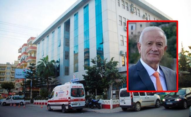 Alanya'da esnaf odası üyelerine hastane müjdesi