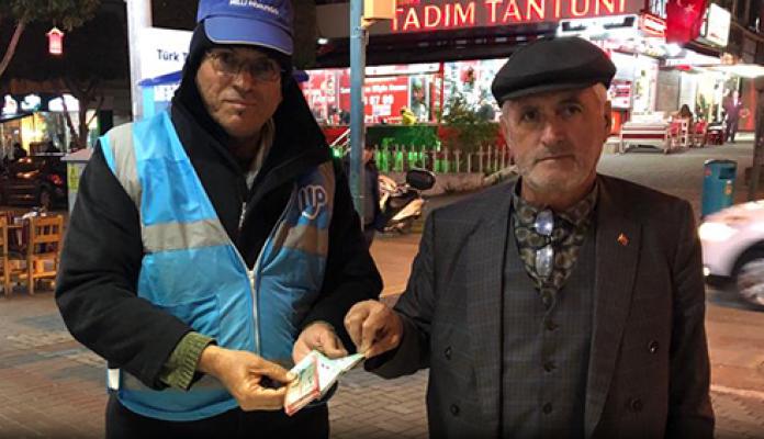 Alanya'da milli piyango insanların umut kapısı oldu!