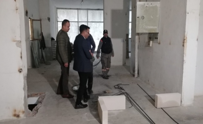 Alanya Ziraat Odası yeni binaya kavuşacak