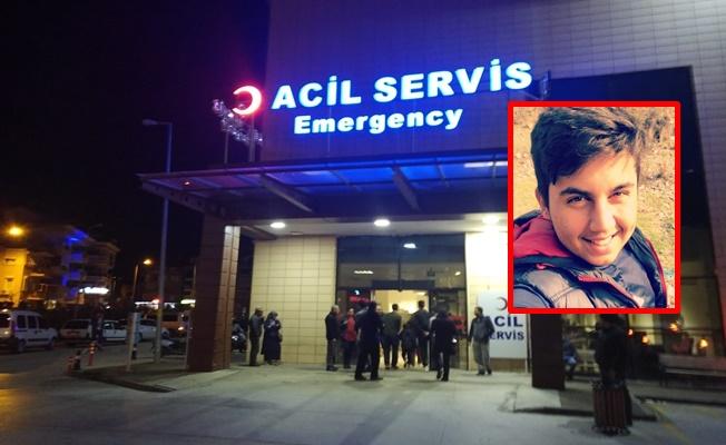 Alanya'da 2 genç maganda kurşunuyla yaralandı