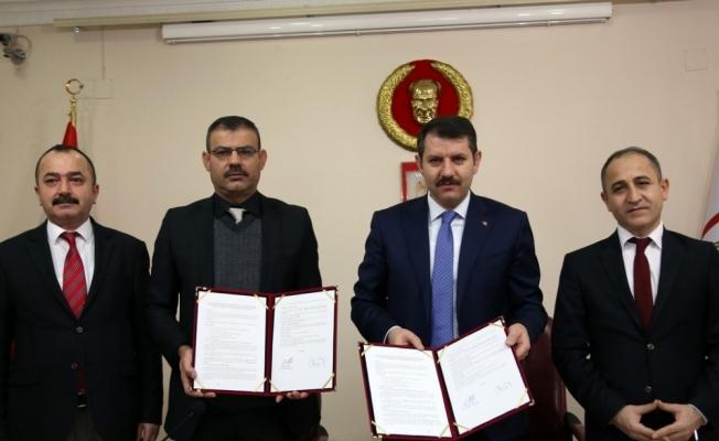 Hükümlülerin kamuya yararlı bir işte çalıştırılmasına yönelik iş birliği protokolü imzalandı