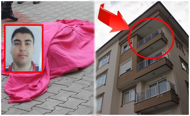 Alanya'da 26 yaşındaki genç intihar etti!
